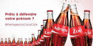 Partagez Un Coca Cola